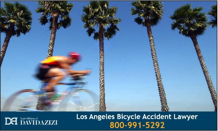 Los Angeles Bicycle Accident Lawyer - Law Offices of David Azizi