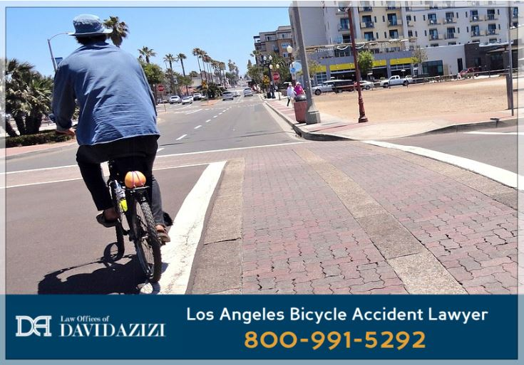 Bicycle Accident Lawyer In Los Angeles - Law Offices of David Azizi