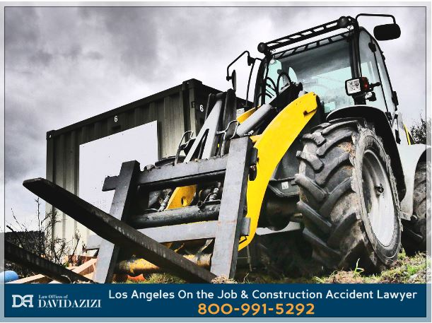 Construction Accident Lawyer Los Angeles - David Azizi