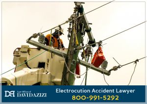 Los Angeles Electrocution Lawyer - Law Offices of David Azizi