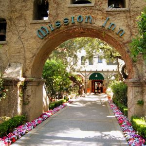 Mission Inn Entry