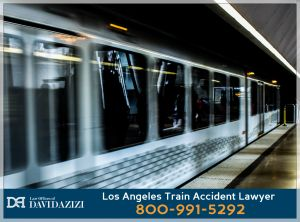 Train Accident Lawyer Los Angeles