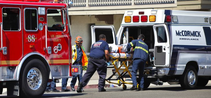 Accident Injuries Ambulance
