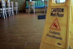 Wet Floor Example