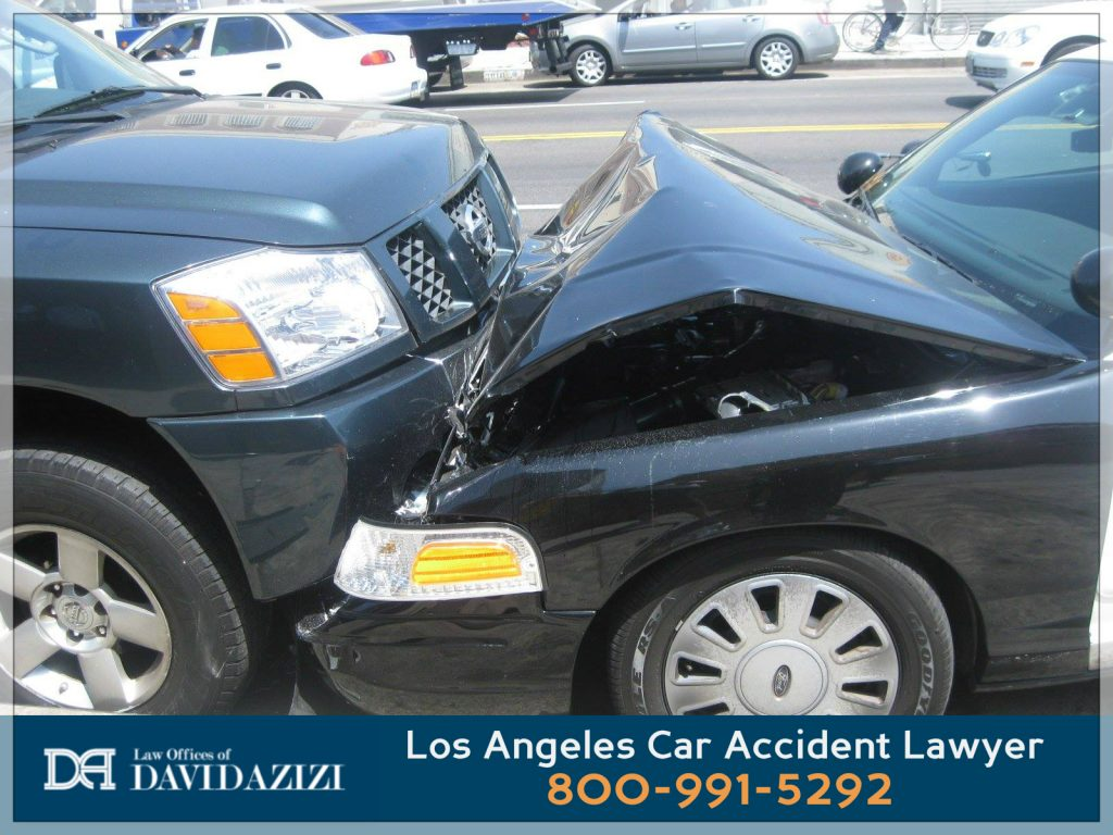 Car Accident Lawyer in Los Angeles - David Azizi