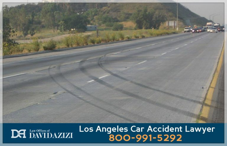 Hit and Run Lawyer Los Angeles - Law Offices of David Azizi