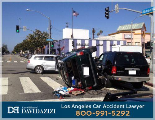 LA Car Accident Attorney