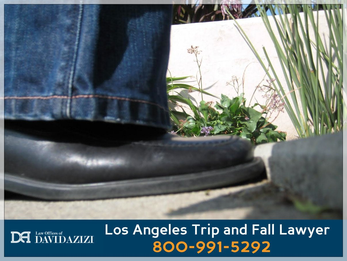 Trip, Slip, and Fall Lawyer David Azizi