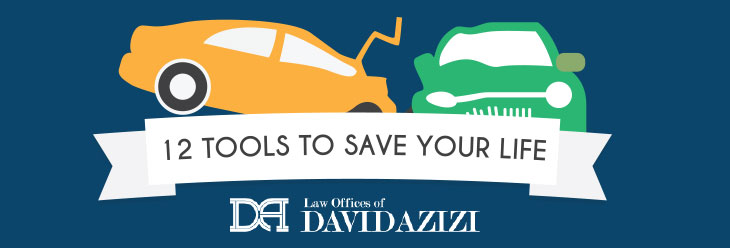 What To Keep in Your Car for Emergencies - Law Offices of David Azizi