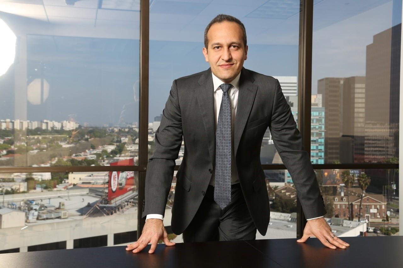 David Azizi Accident Attorney