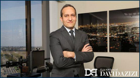 Los Angeles Car Accident Lawyer David Azizi