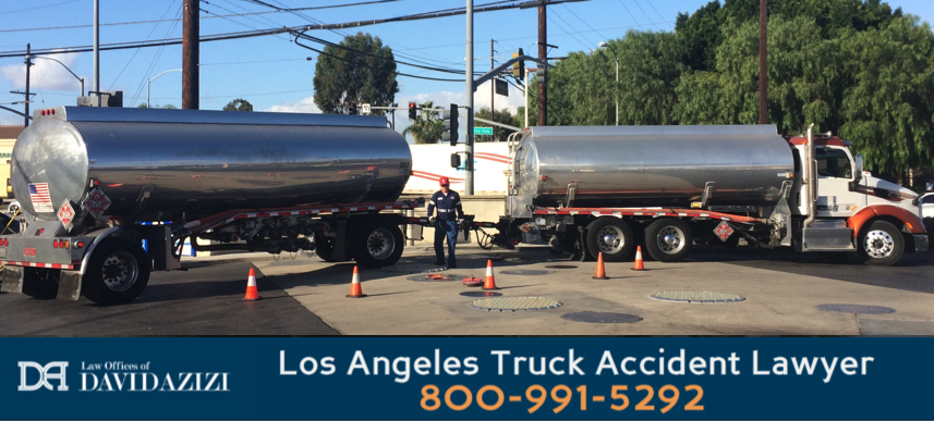 Fuel Tanker - Truck Accident Lawyer
