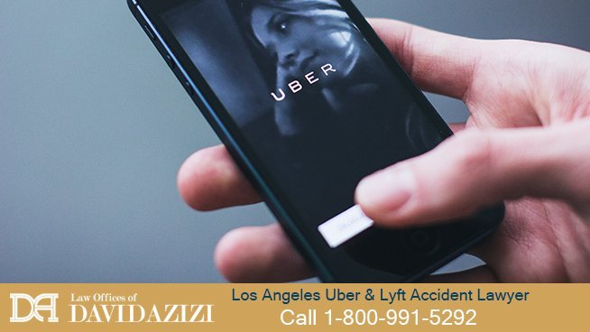 Uber & Lyft Lawyer Los Angeles - David Azizi