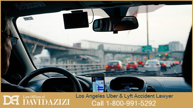Uber & Lyft Lawyer - Law Offices of David Azizi