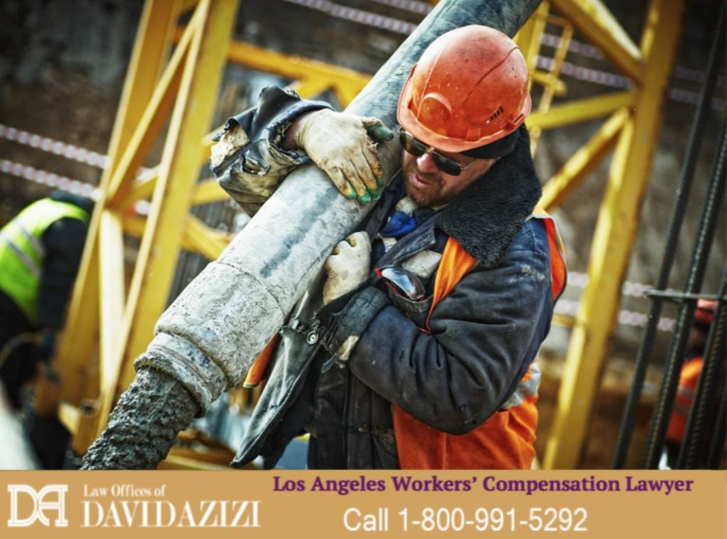 Los Angeles Workers' Compensation Lawyer - Law Offices of David Azizi