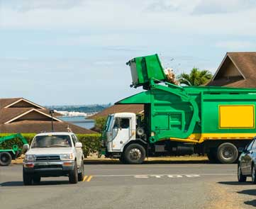 Garbage Truck Accident Lawyer Los Angeles - Law Offices of David Azizi