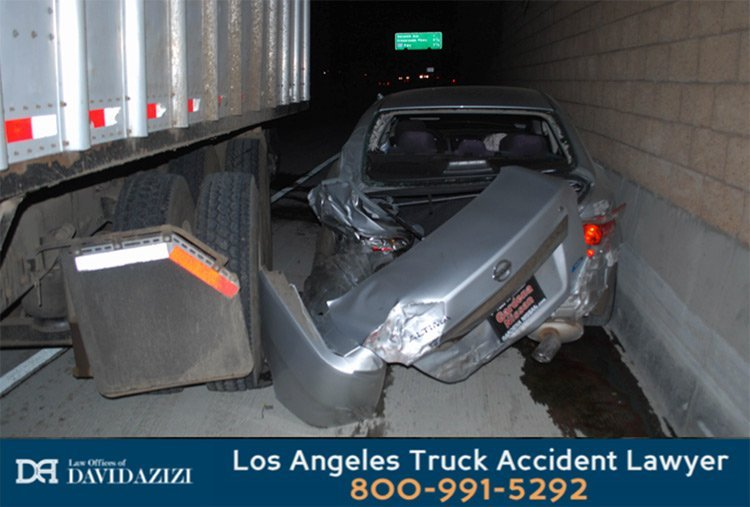 Truck Accident Lawyer Los Angeles