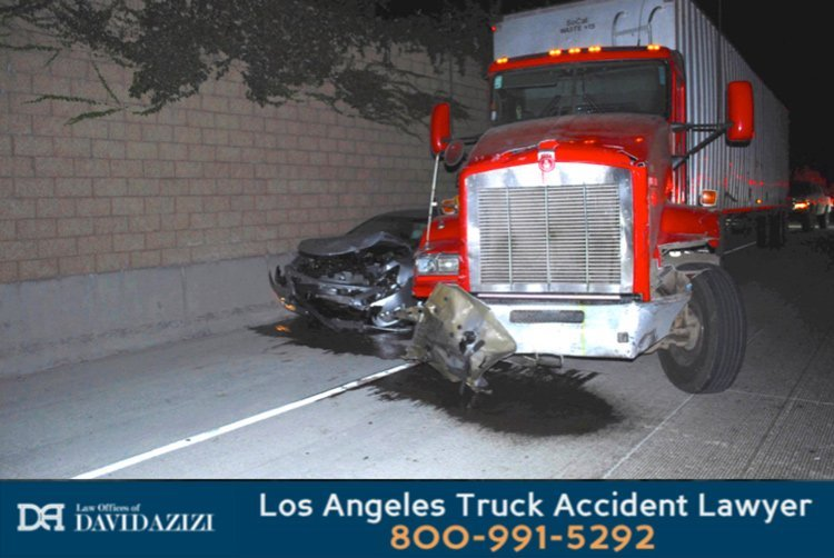 Big Rig Accident Lawyer- David Azizi