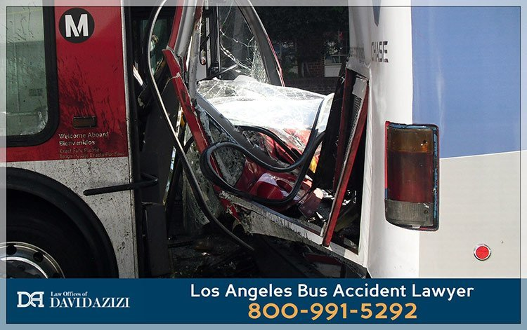 Bus Crash Door - Law Offices of David Azizi