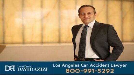 Los Angeles Car Accident Lawyer - David Azizi